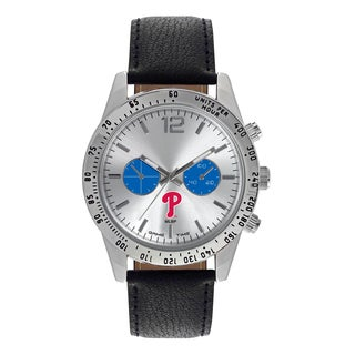 Philadelphia Phillies MLB Letterman Men's Watch