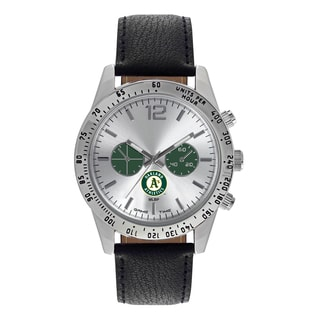 Oakland A'S MLB Letterman Men's Watch