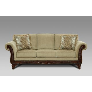 Chasity Sofa and Loveseat Set