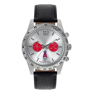 Los Angeles Angels MLB Letterman Men's Watch