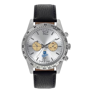 Kansas City Royals MLB Letterman Men's Watch