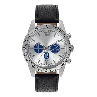 Detroit Tigers MLB Letterman Men's Watch