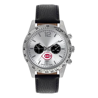Cincinnati Reds MLB Letterman Men's Watch