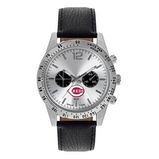 Cincinnati Reds MLB Letterman Men's Watch