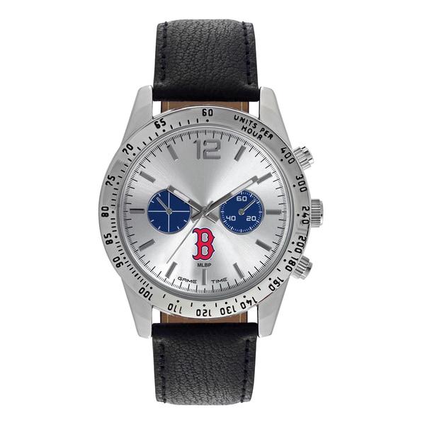 Boston Red Sox MLB Letterman Men's Watch