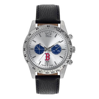 Boston Red Sox MLB Letterman Men's Watch