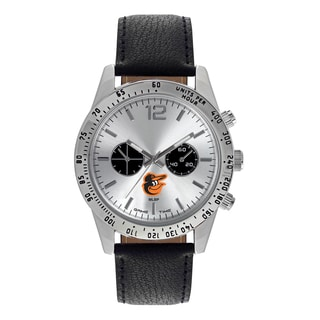 Baltimore Orioles MLB Letterman Men's Watch