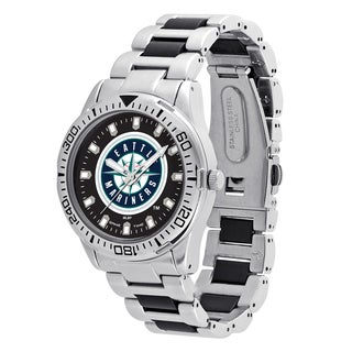 Seattle Mariners MLB Heavy Hitter Men's Watch
