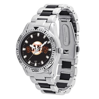 San Francisco Giants MLB Heavy Hitter Men's Watch
