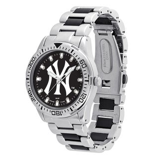 New York Yankees MLB Heavy Hitter Men's Watch