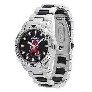 Los Angeles Angels MLB Heavy Hitter Men's Watch
