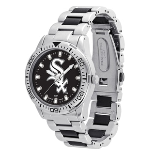 Chicago White Sox MLB Heavy Hitter Men's Watch