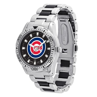 Chicago Cubs MLB Heavy Hitter Men's Watch