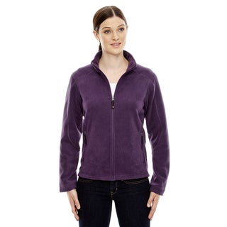 Voyage Women's 449 Mulbry Purple Polyester Fleece Jacket