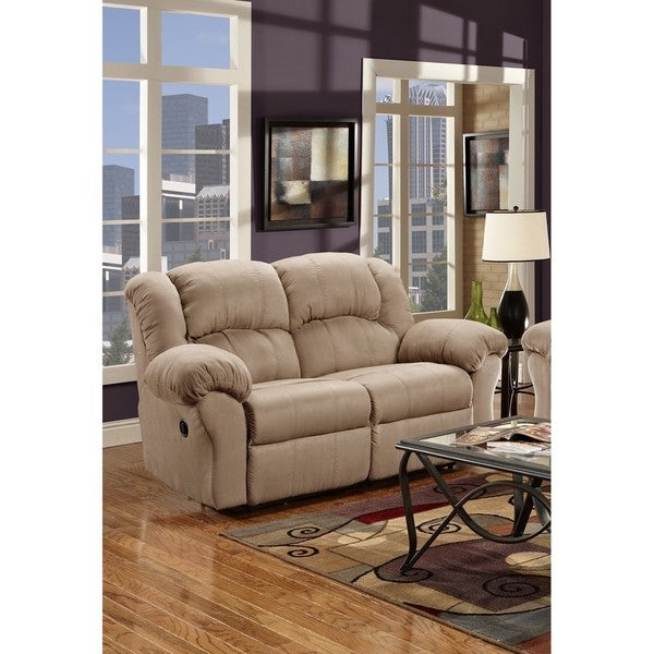 Shop Chelsea Reclining Loveseat Free Shipping Today
