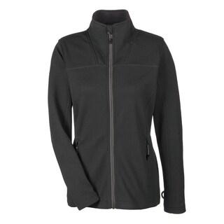 Torrent Women's Black/Grey Polyester Fleece Jacket