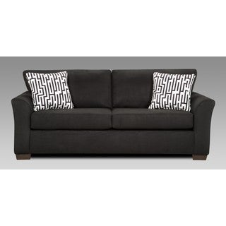 Cadie Black Sleeper Sofa