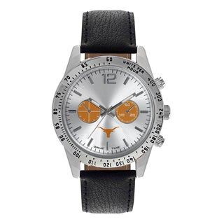 Texas Longhorns NCAA Letterman Men's Watch