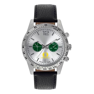Oregon Ducks NCAA Letterman Men's Watch
