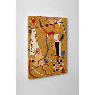 Wassily Kandinsky 'Airplane' Gallery-wrapped Canvas Wall Art