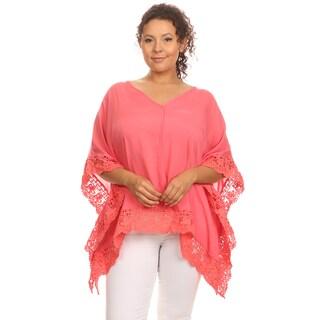 Hadari woman Plus size Favorit summer poncho