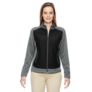 Victory Women's 703 Vlack Fleece Hybrid Performance Jacket