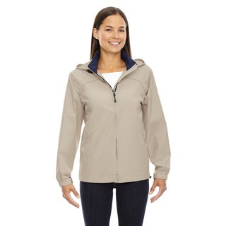 Techno Lite Women's Putty Polyester Jacket
