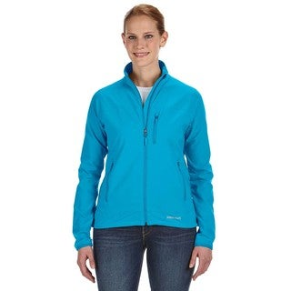 Women's Tempo Atomic Blue Polyester/Spandex Jacket