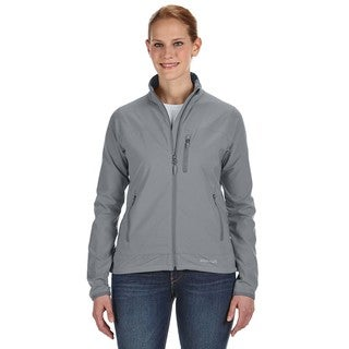 Women's Tempo Cinder Polyester/Spandex Jacket