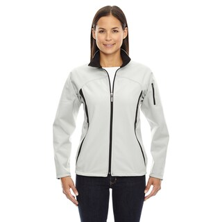 3-layer Women's 820 Natural Stone Fleece Bonded Performance Soft Shell Jacket (4 options available)