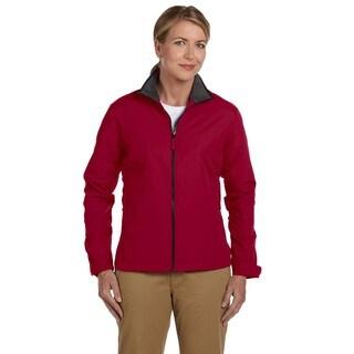 Women's Crimson Nylon 3-season Classic Jacket