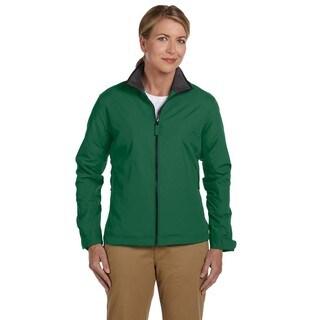 Three-Season Women's Forest Nylon Classic Jacket (5 options available)
