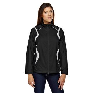 Venture Women's Black 703 Lightweight Mini Ottoman Jacket