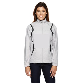 Venture Women's 801 Grey Frost Lightweight Mini Ottoman Jacket