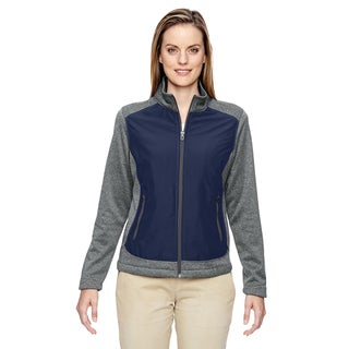 Victory Women's 849 Hybrid Performance Classic Navy Fleece Jacket