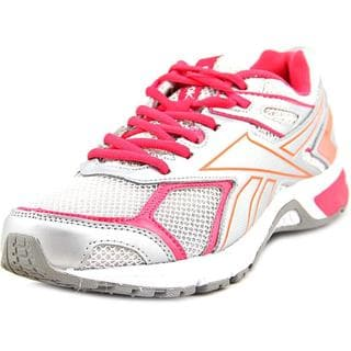 Reebok Women's Quickchase Silver Mesh Athletic