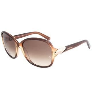 Mont Blanc MB412S 47F Sunglasses