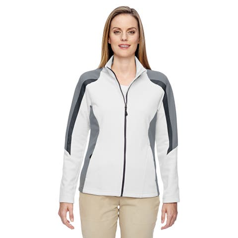 Strike Women's Crystal Quartz 695 Colorblock Fleece Jacket