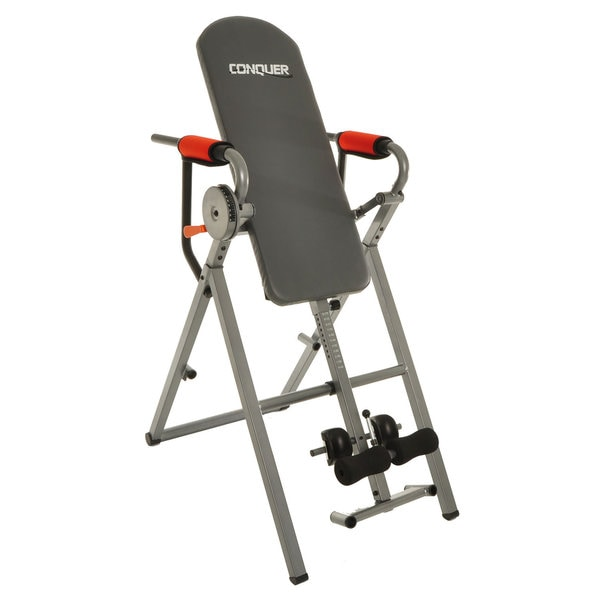 Conquer 6-in-1 Inversion Table Power Tower
