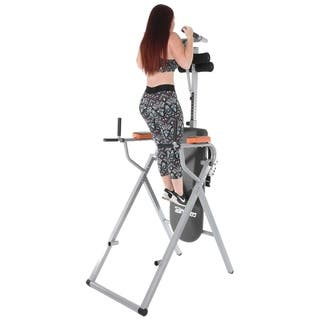 Conquer 6-in-1 Inversion Table Power Tower|https://ak1.ostkcdn.com/images/products/12138118/P18994543.jpg?impolicy=medium