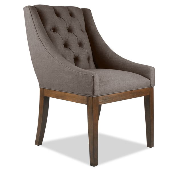 South Cone Home Alexa Linen Dining Chair