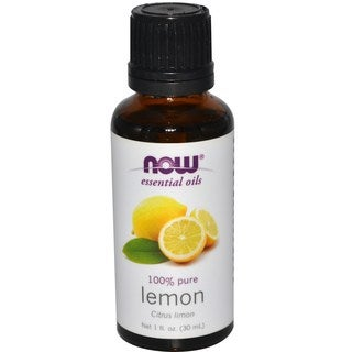 Now Foods 1-ounce Lemon Essential Oil