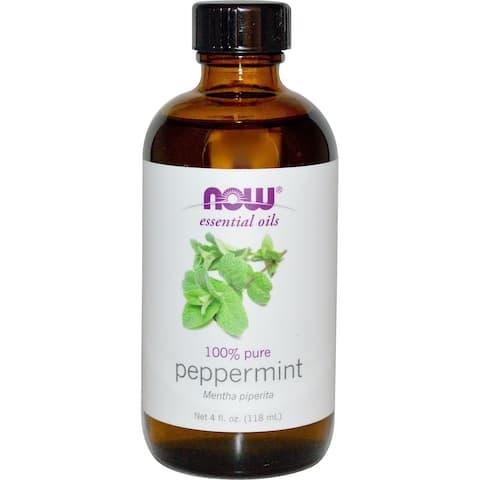 Now Foods 4-ounce Peppermint Oil