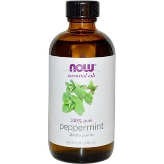 Now Foods 4-ounce Peppermint Oil