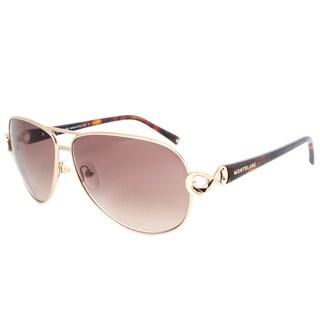 Mont Blanc MB468S 28F Sunglasses