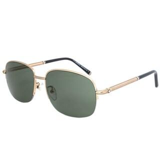 Mont Blanc MB523T 28R Sunglasses