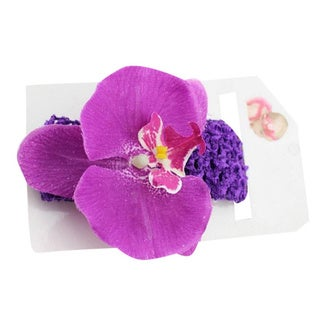 Orchid Headband (3 options available)