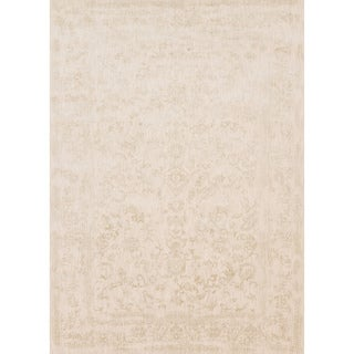 Lucca Floral Ivory Rug (12'0 x 15'0)