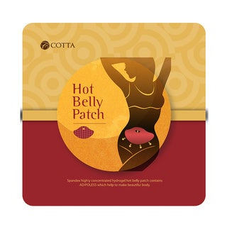 Cotta 12-gram Hot Belly Patch (Pack of 5)