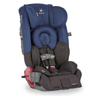Diono Radian RXT Convertible Black/ Colbalt Car Seat